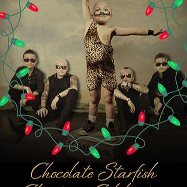 Chocolate Starfish Christmas Celebration