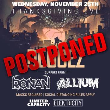 DEUCEZ - Postponed to TBA: Main Image