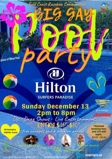 Big Gay Pool Party: Main Image