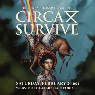 CIRCA SURVIVE: BLUE SKY NOISE 10 ANNIVERSARY TOUR: Main Image