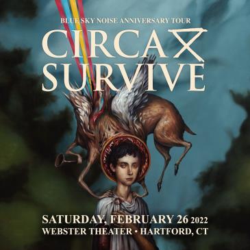 CIRCA SURVIVE: BLUE SKY NOISE 10 ANNIVERSARY TOUR-img