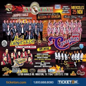 DINASTIA & BANDA LOS COSTENOS: Main Image