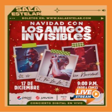 NAVIDAD CON LOS AMIGOS INVISIBLES