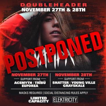 VAMPA (NIGHT 2) - Postponed to TBA-img