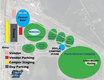 Lakes Jam 2021: Main Image