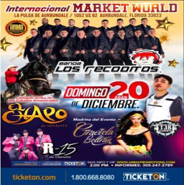 CANCELADO/BANDA LOS RECODITOS: Main Image