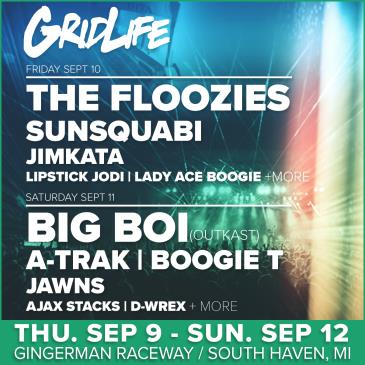 GRIDLIFE Midwest Festival:
