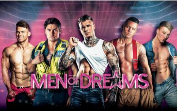 Men of Dreams: Main Image