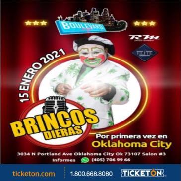 BRINCOS DIERAS EN OKC: Main Image