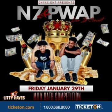 N7 & PWAP LIVE IN CONCERT