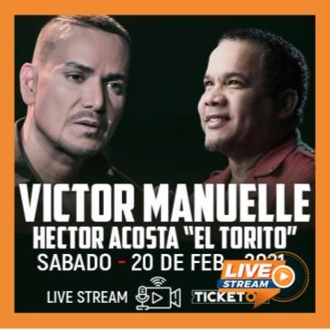 VICTOR MANUELLE & EL TORITO