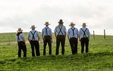 The Amish Outlaws: Main Image