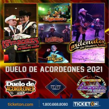 DUELO DE ACORDEONES HOUSTON