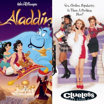 Double Feature: Aladdin & Clueless-img