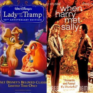 Double Feature: Lady and the Tramp & When Harry Met Sally-img