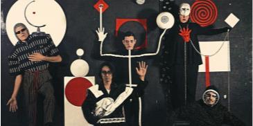 VANISHING TWIN with Sonoda and Abracadabra: Main Image