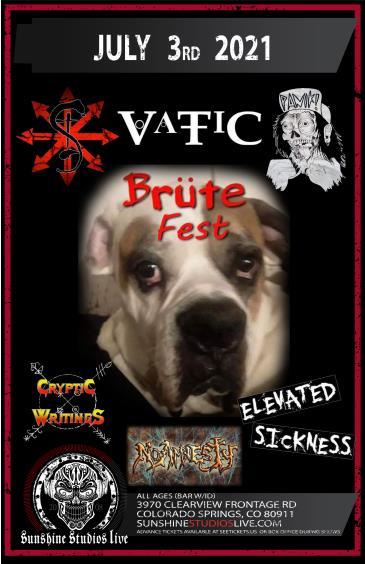 Brute Fest: Main Image
