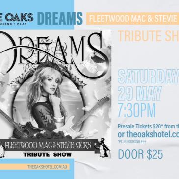 DREAMS - Fleetwood Mac & Stevie Nicks Tribute Show-img