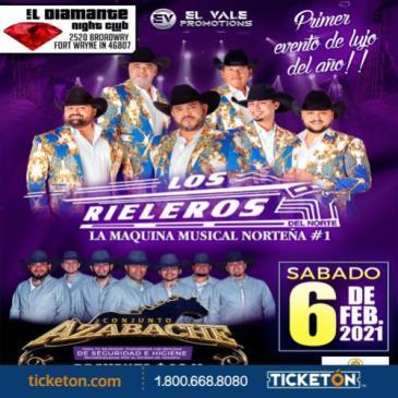 CANCELADO-LOS RIELEROS DEL NORTE: Main Image