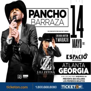 PANCHO BARRAZA, LILI ZETINA: Main Image