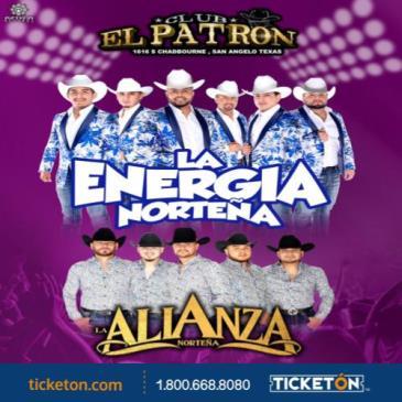 LA ENERGIA NORTENA , SAN ANGELO,TX