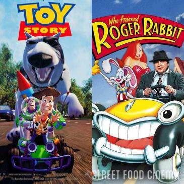 Double Feature: Toy Story & Who Framed Roger Rabbit: Main Image