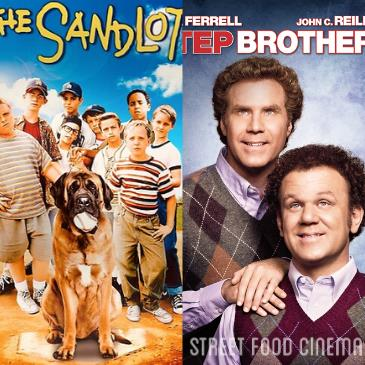 Double Feature: The Sandlot & Step Brothers: Main Image