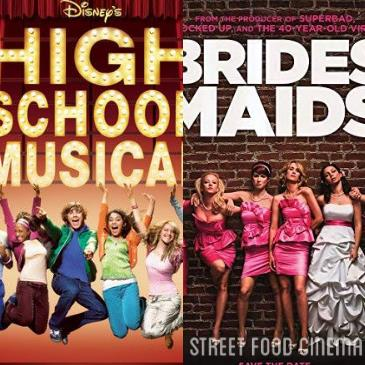 Double Feature: High School Musical & Bridesmaids: Main Image