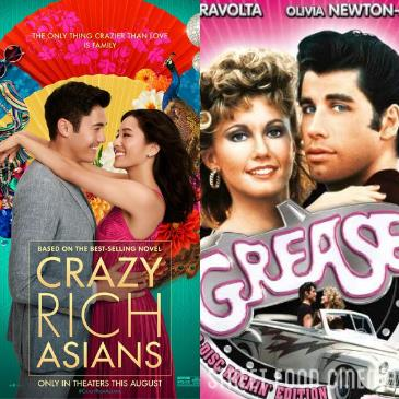 Double Feature: Crazy Rich Asians & Grease: Main Image
