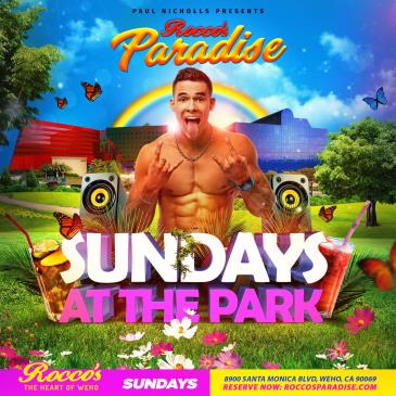 Sundays at the Park!: Main Image