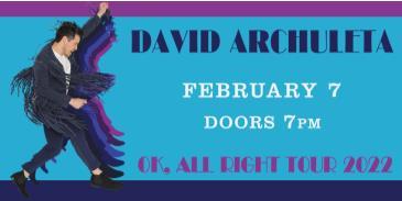 David Archuleta: