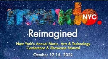 Mondo.NYC 2021 BUSINESS CONFERENCE & SHOWCASE MUSIC FESTIVAL: Main Image