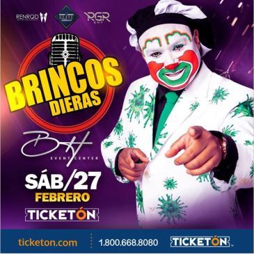BRINCOS DIERAS