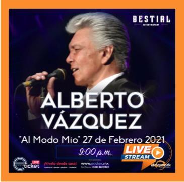 ALBERTO VAZQUEZ CAPITULO 1: Main Image