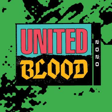 United Blood Festival 14 Fri and Sat April 9 and 10, 2021: Main Image
