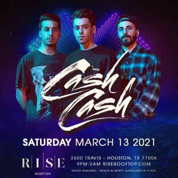 Cash Cash - HOUSTON: Main Image