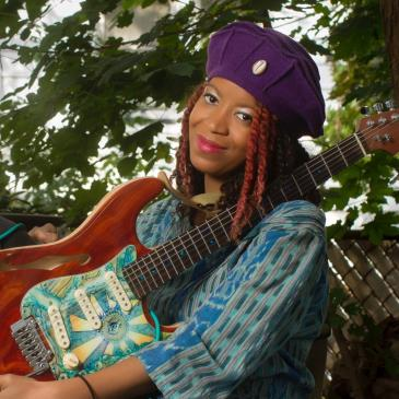 WCL House Concerts with Naeemah Maddox: Main Image