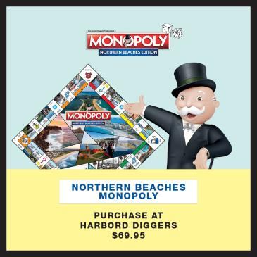 Northern Beaches Monopoly: Main Image