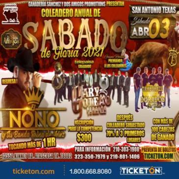 COLEADERO ANUAL  SABADO DE GLORIA 2021: Main Image