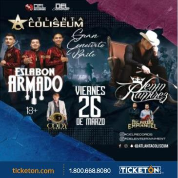ESLABON ARMADO & LENIN RAMIREZ: Main Image