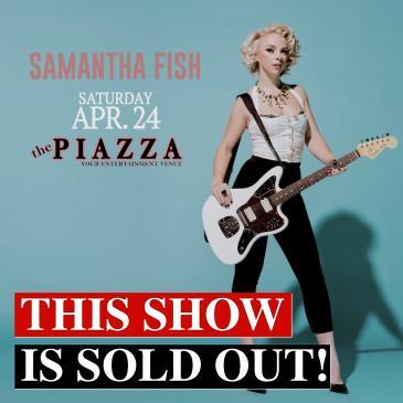 SOLD OUT: Samantha Fish: Main Image