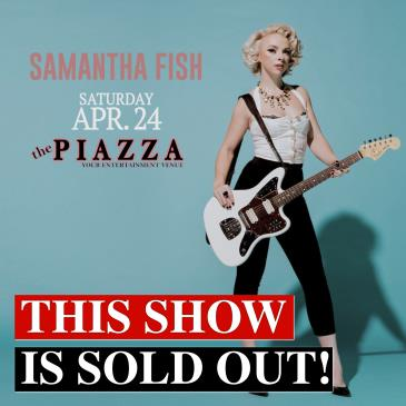 SOLD OUT: Samantha Fish-img