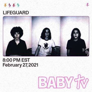 BABY TV Presents: LIFEGUARD: Main Image