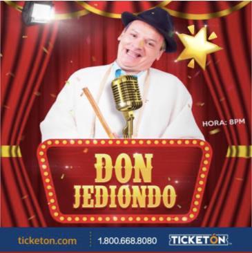 DON JEDIONDO: Main Image