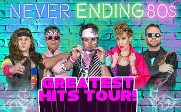 Never Ending 80's: Main Image