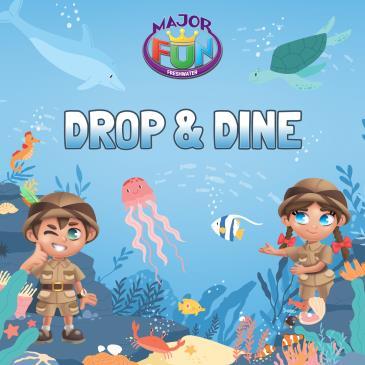 Major Fun Drop & Dine at Harbord Diggers: Main Image