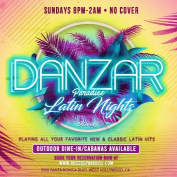DANZAR Latin Sundays!-img