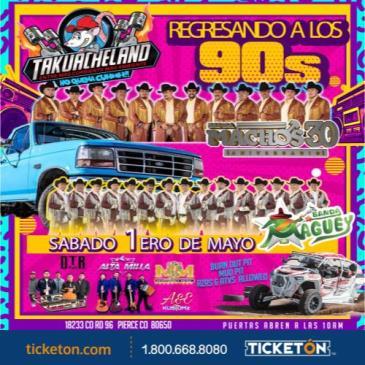 REGRESANDO A LOS 90S