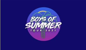 Boys of Summer Tour 2021: Main Image