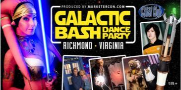 GALACTIC BASH: Dance Party: Main Image